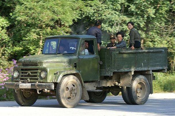 Секретный Sungri: завод в КНДР, где до сих пор выпускают потомков ГАЗ-51 (но это не точно)