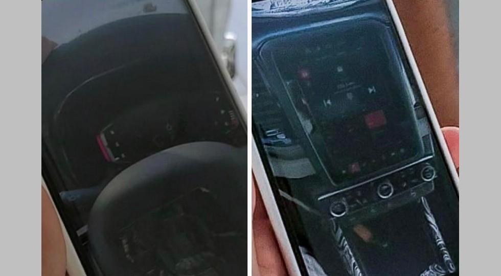 Рестайлинговый пикап Fiat Toro застукали без камуфляжа: огромный экран и новый турбомотор