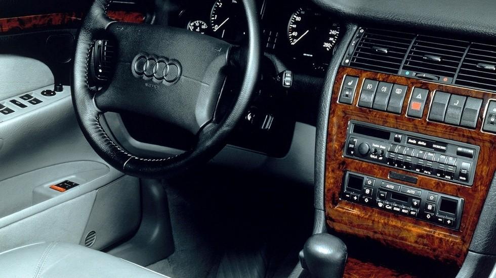 Торпедо Audi A8 4.2 quattro (D2) '1994–99