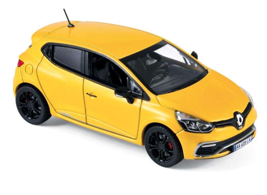 Renault Clio в масштабе 1/43 от производителя Norev
