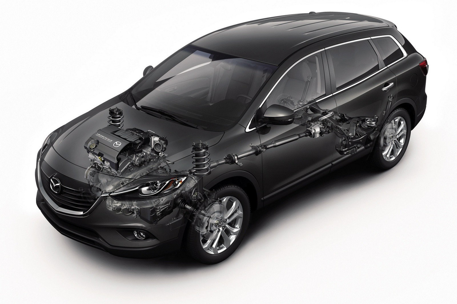 Mazda CX-9 Worldwide '2013–16