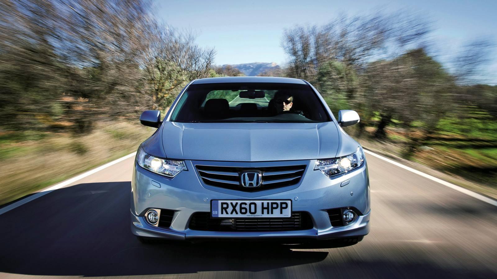 Honda Accord Type-S Sedan (CU) '2011–15