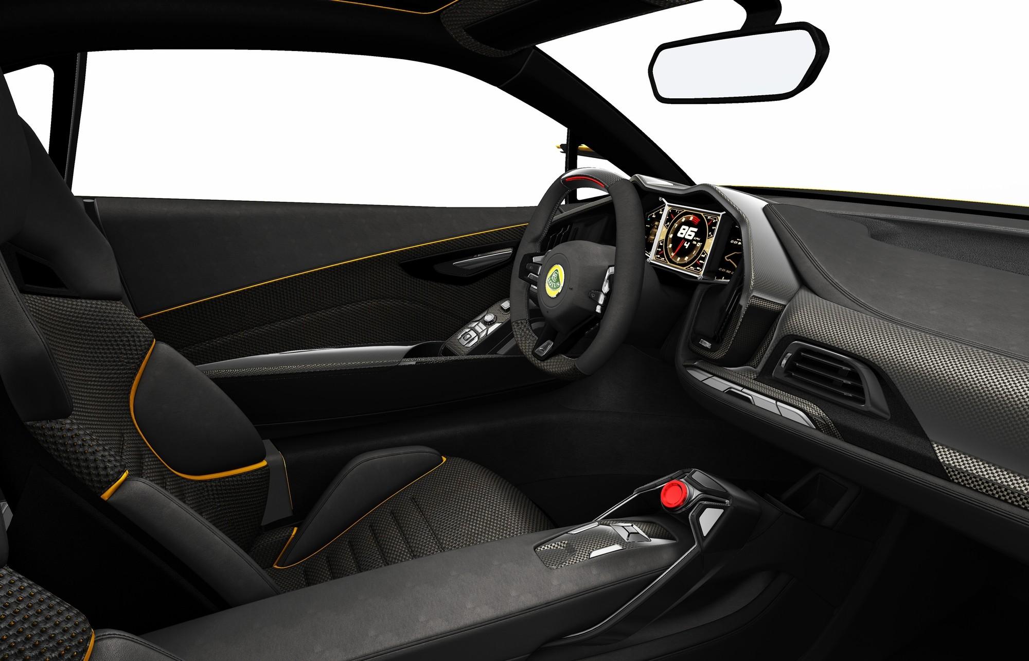 Новый спорткар Lotus: лёгкий, бензиновый и, возможно, с двигателем Geely