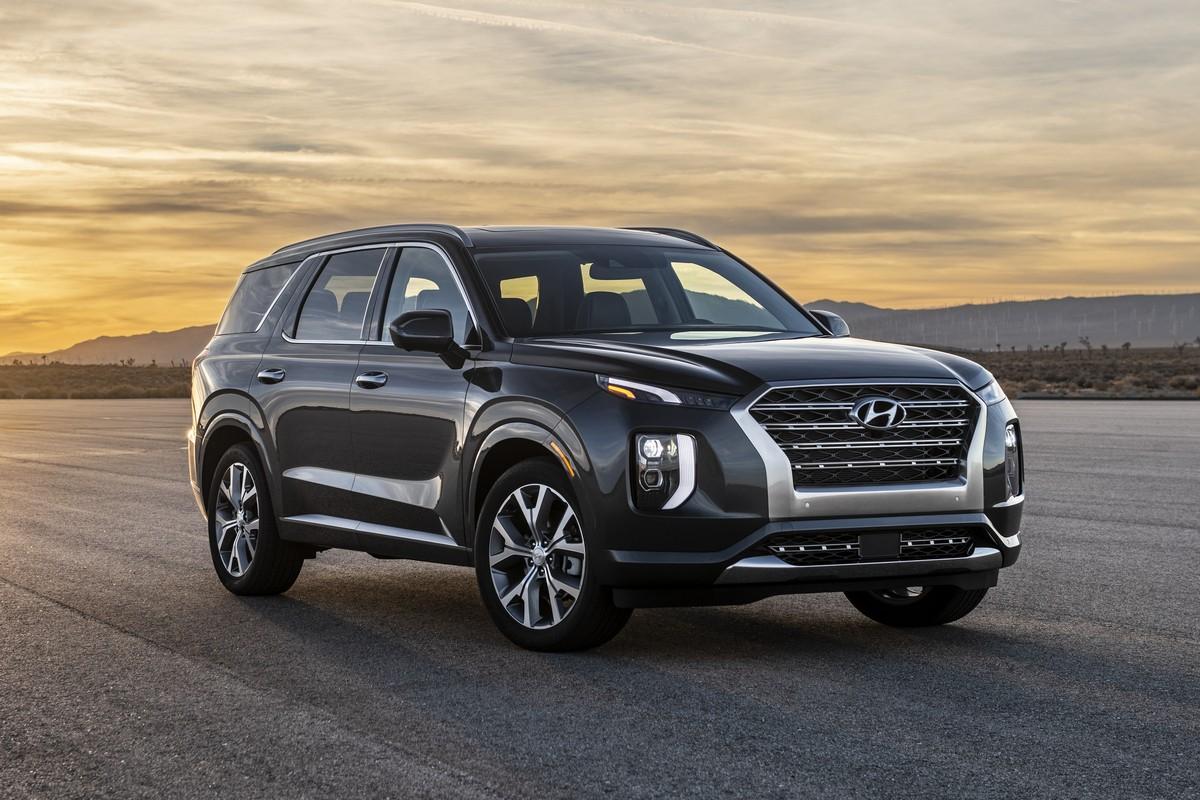 С моделью Palisade Hyundai возвращается в сегмент полноразмерных кроссоверов