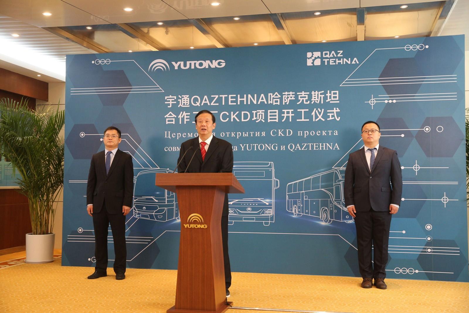 Казахстан модернизирует общественный транспорт
