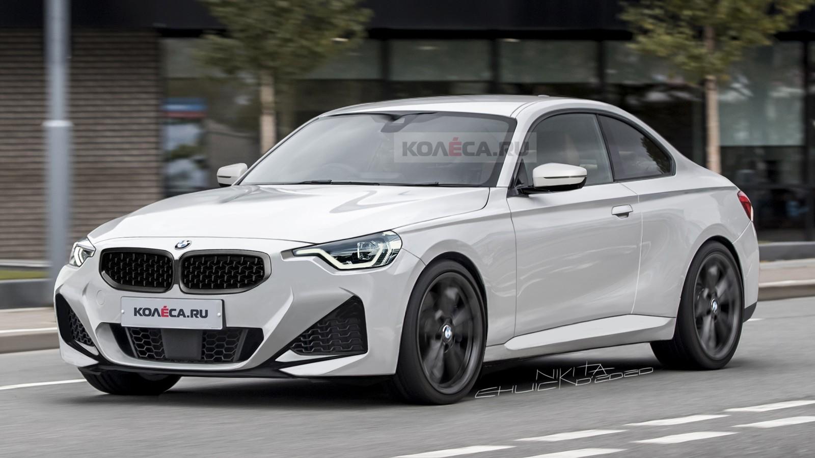 2022 - [BMW] Série 2 / M2 Coupé [G42] - Page 4 Bmw-2er-front2