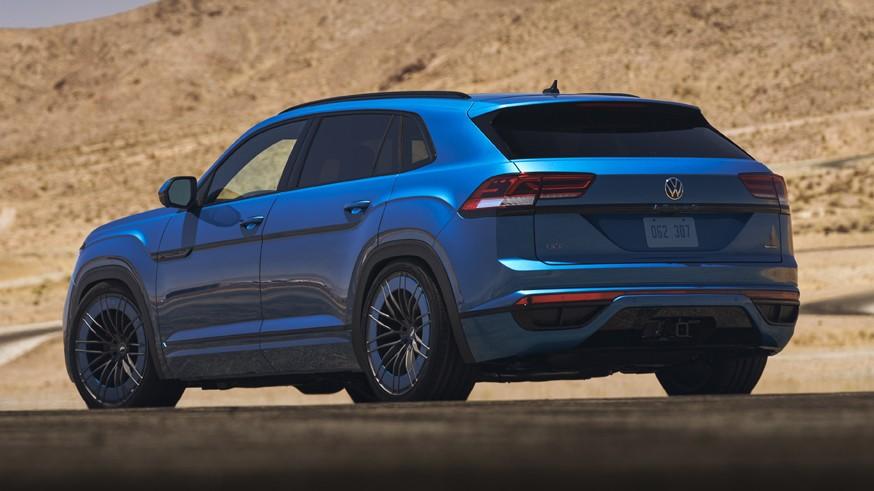Volkswagen играет с «заряженными» кроссоверами: показан Atlas Cross Sport GT