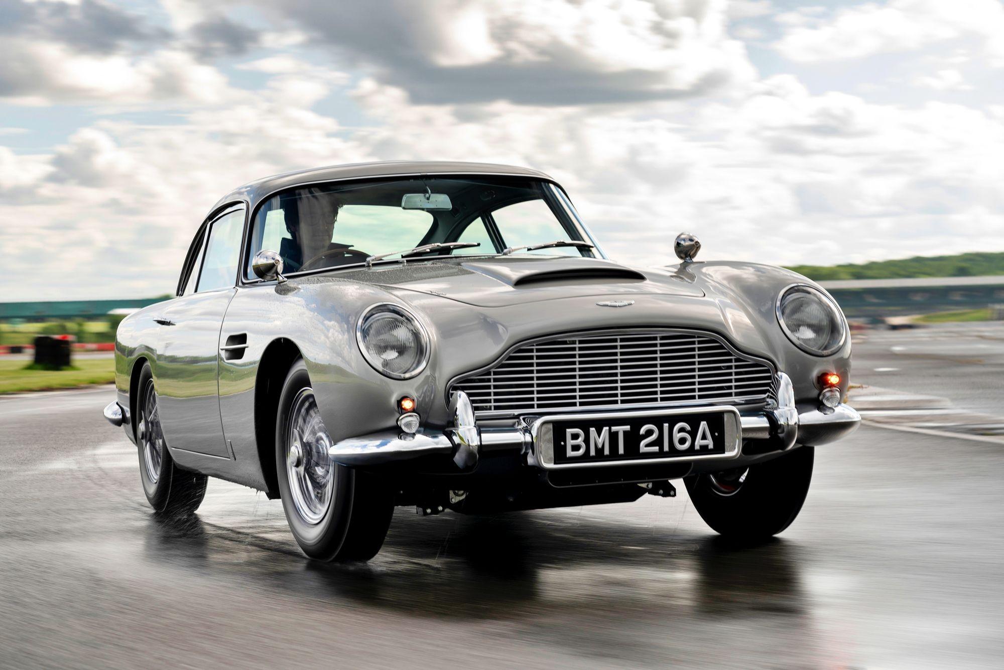 Джеймс Бонд оказался перспективнее электромобилей: Aston Martin шпиона пошёл в серию