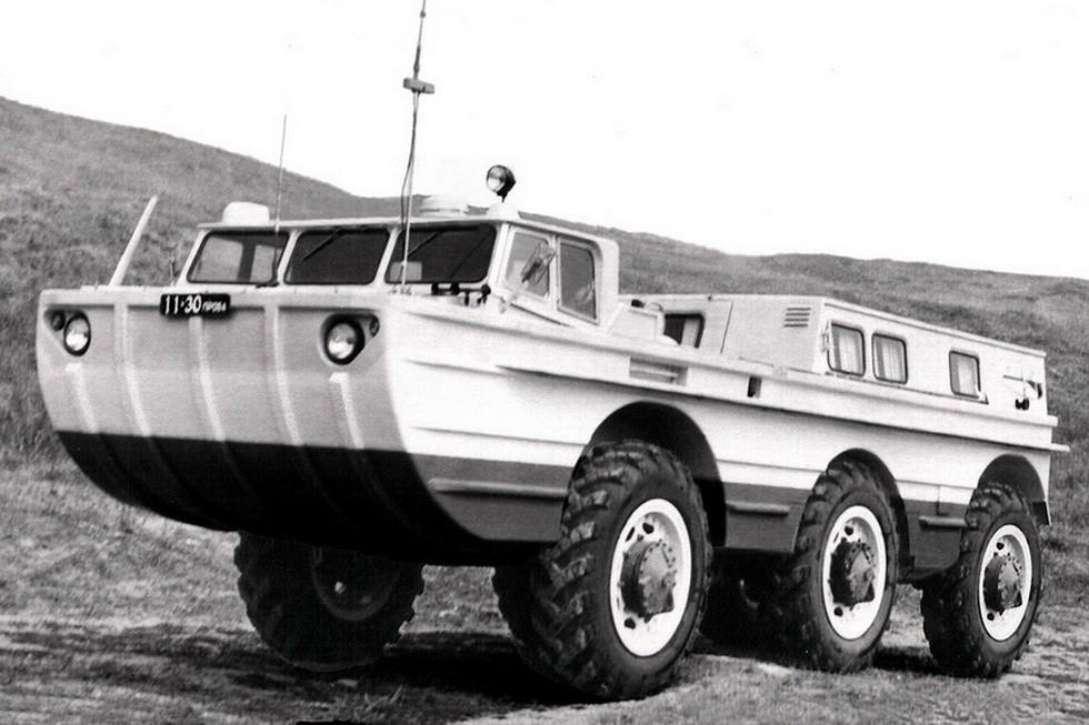 ЗиЛ ПЭУ-1М '1972–79