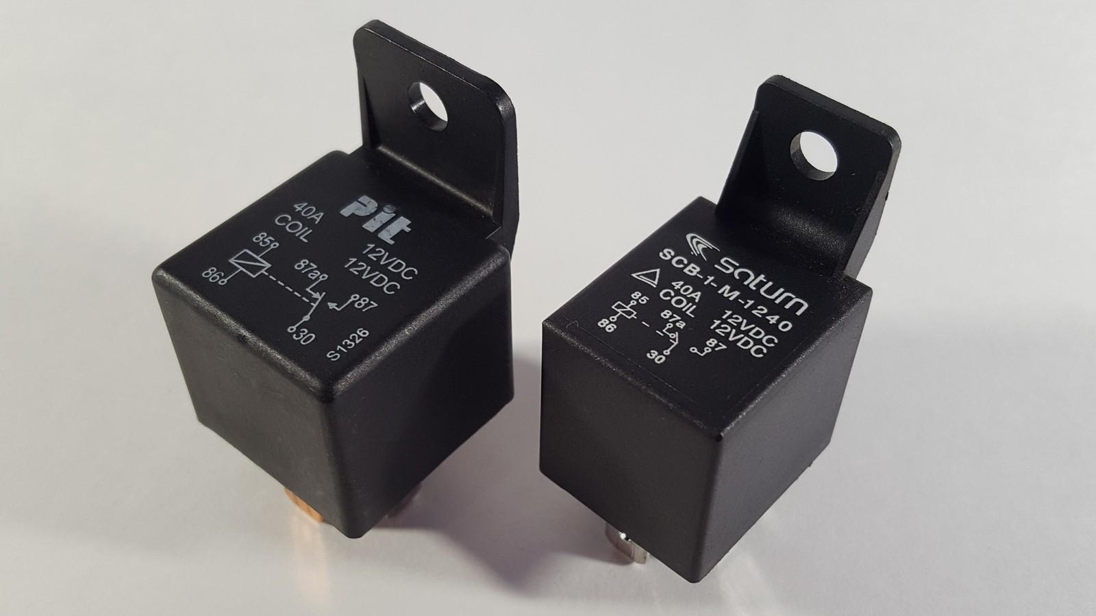 013 2 - Устройство 5 контактного реле
