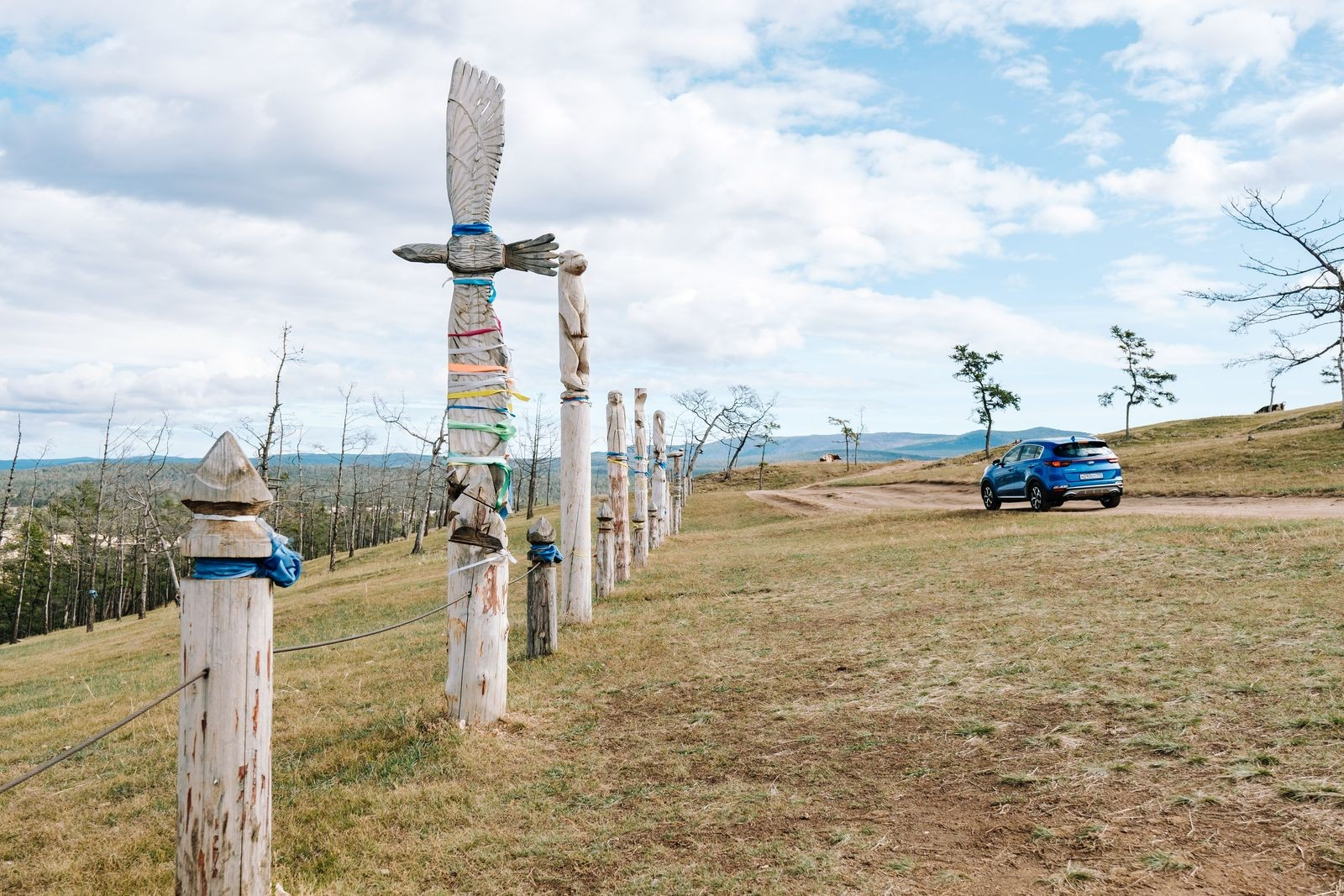 Дизель хоронили, с «буханками» гонялись… Экспедиционный тест Kia Sportage 2020