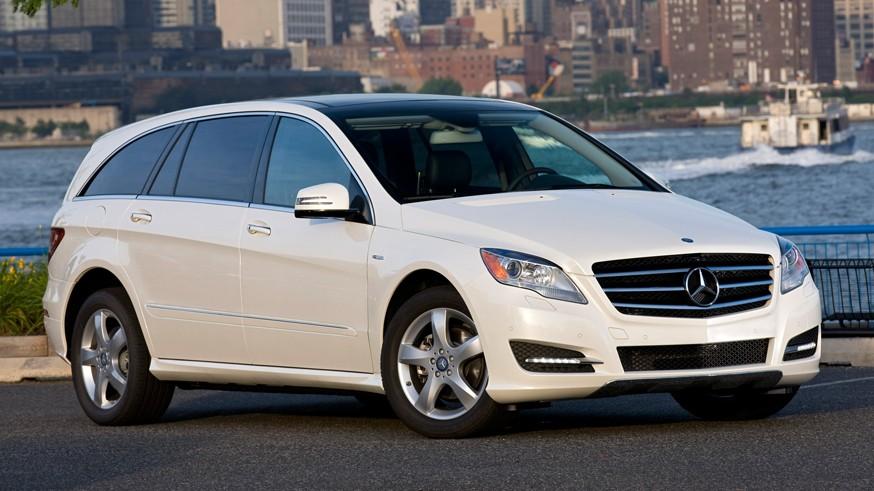 Mercedes-Benz потратит на урегулирование «дизельного скандала» в США более 2 млрд долларов