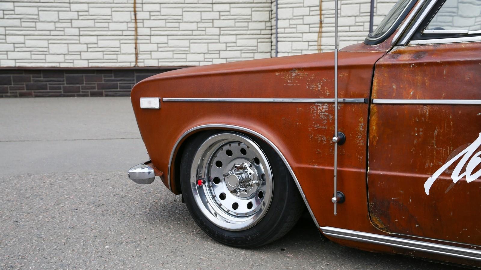 ВАЗ 2106 ratlook колесо