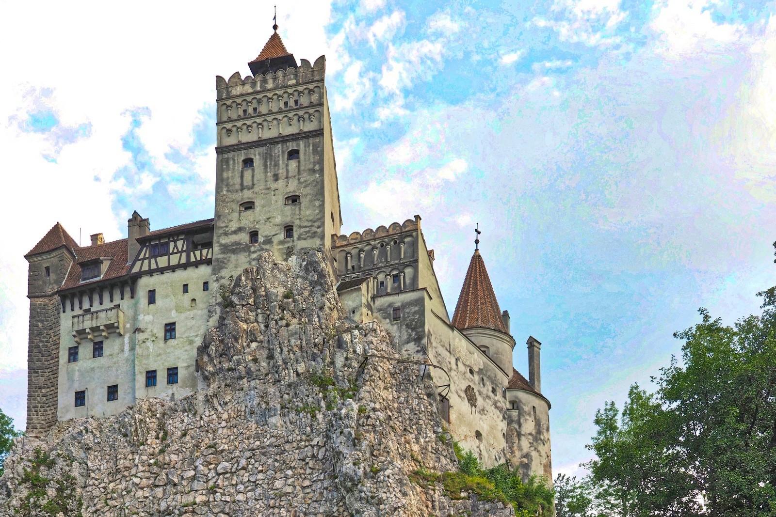 крепость Цепеша