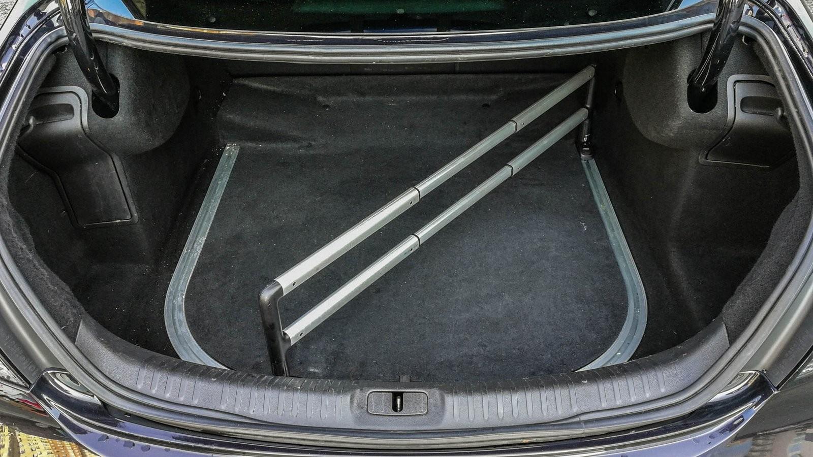 Saab 9-5 багажник