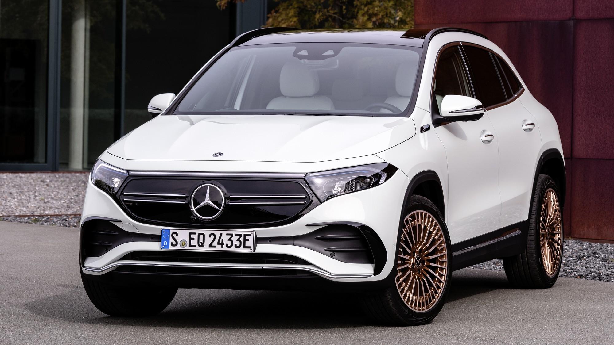 Отечество без дыма: Mercedes-Benz готовится полностью расстаться с ДВС в 2030 году