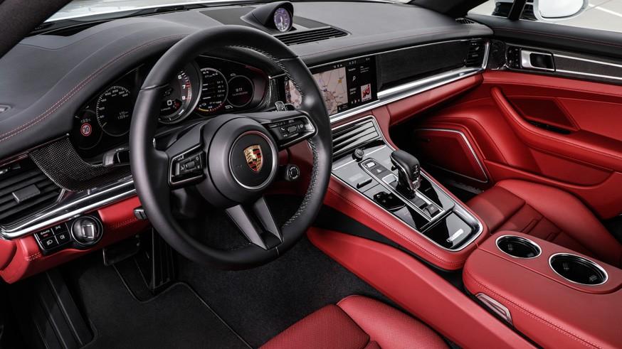 У недавно обновлённой Porsche Panamera будет ещё более мощная «начинка»