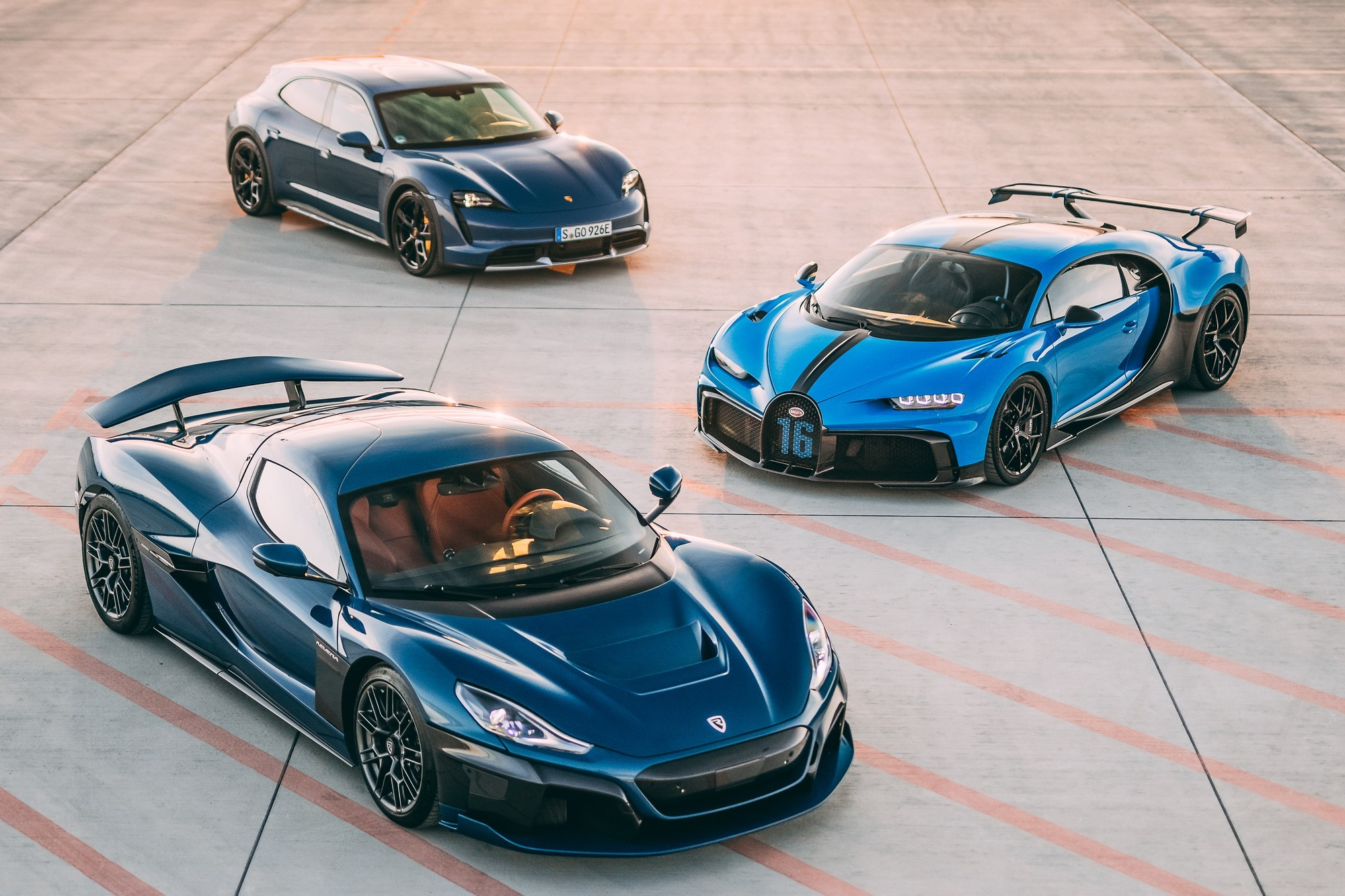 Слияние Bugatti и Rimac: хорваты рулят, Porsche помогает, а какова роль Hyundai?