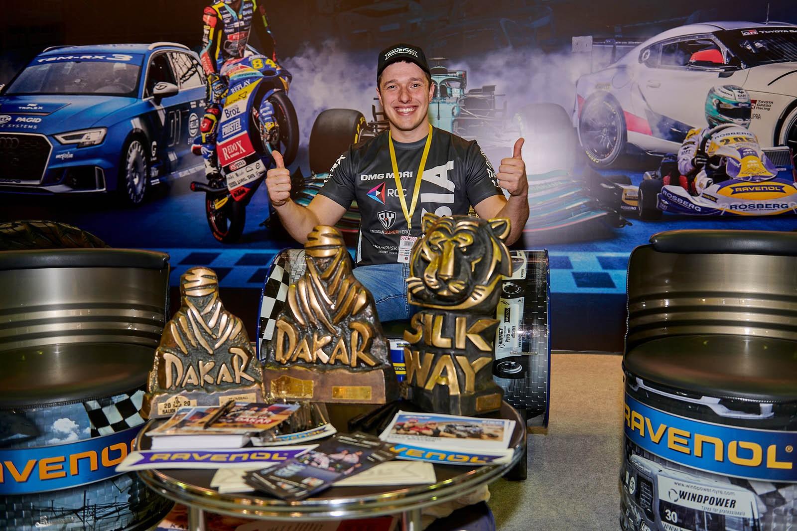 «Motorsport Expo 2021» ставит рекорды!