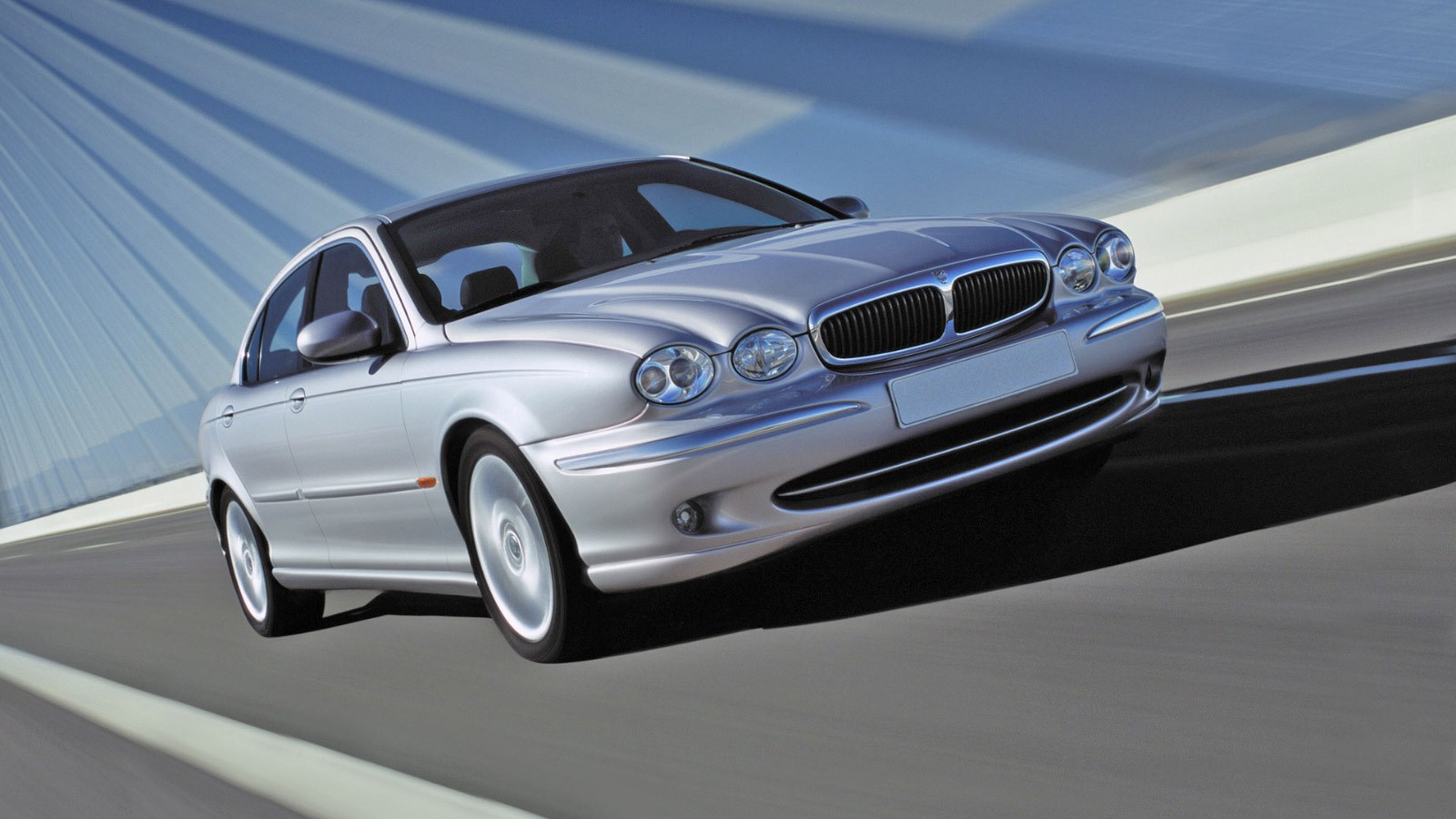 Jaguar X-Type '2002–09