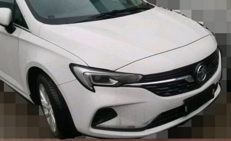Обновленный Buick Verano