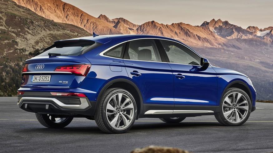 Кроссовер Audi Q5 обзавёлся купеобразной версией: теперь для Европы. Плюс SQ5 Sportback
