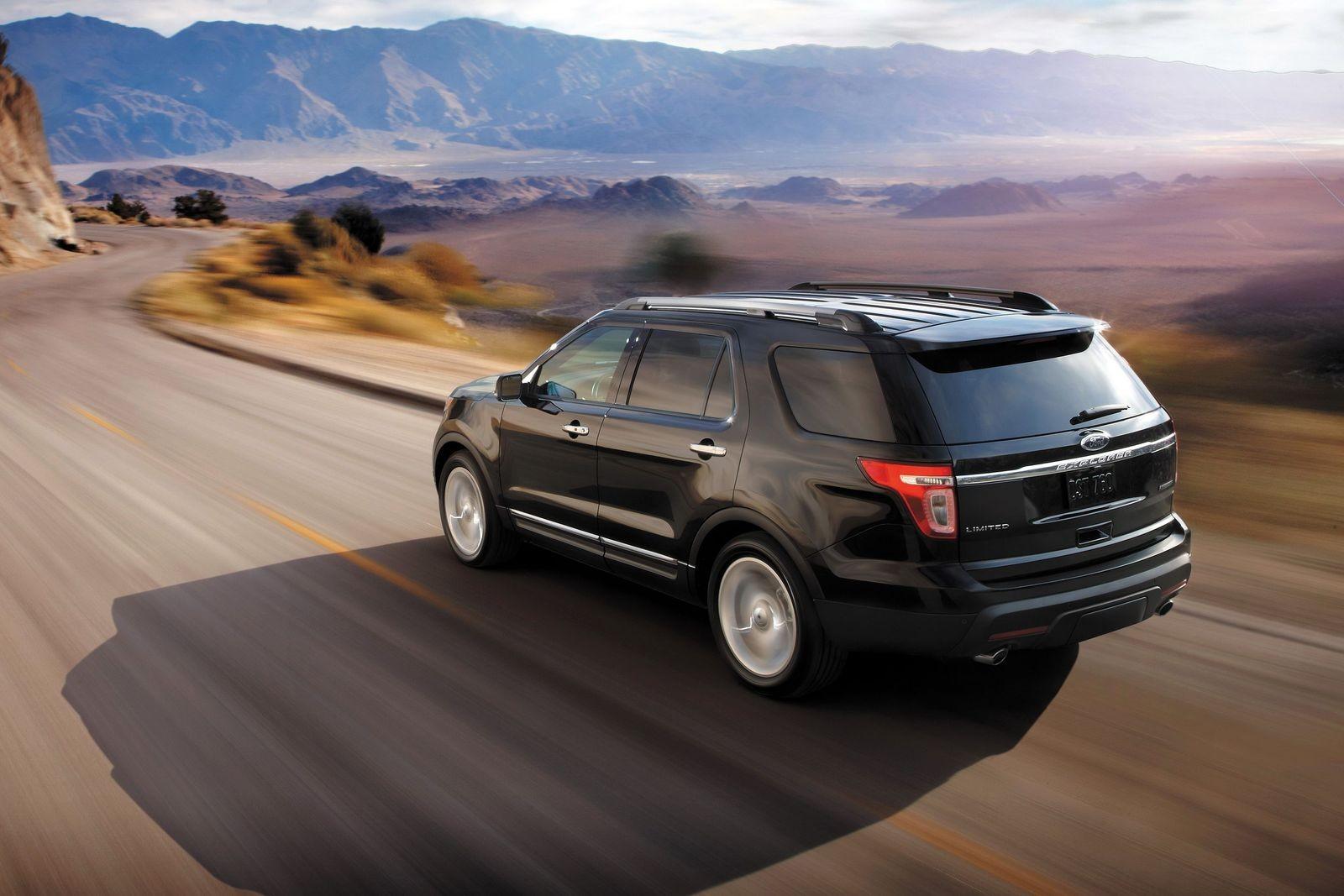 Проблемы есть, но счастье реально: стоит ли покупать Ford Exporer V за 2 миллиона рублей