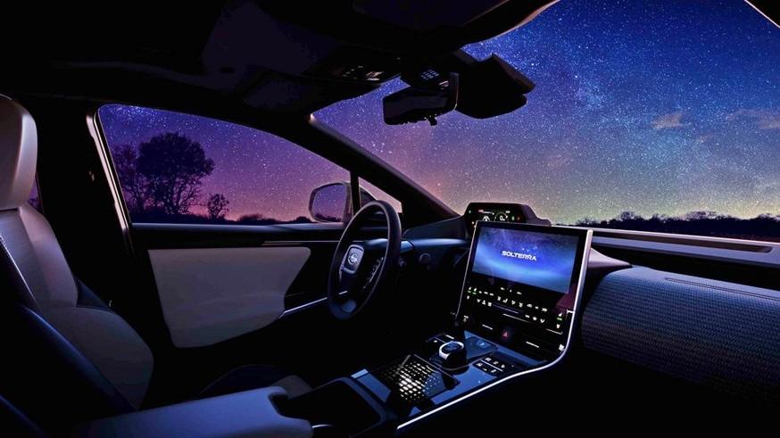Очередной «зелёный» паркетник: Subaru Solterra показался в новом видеотизере