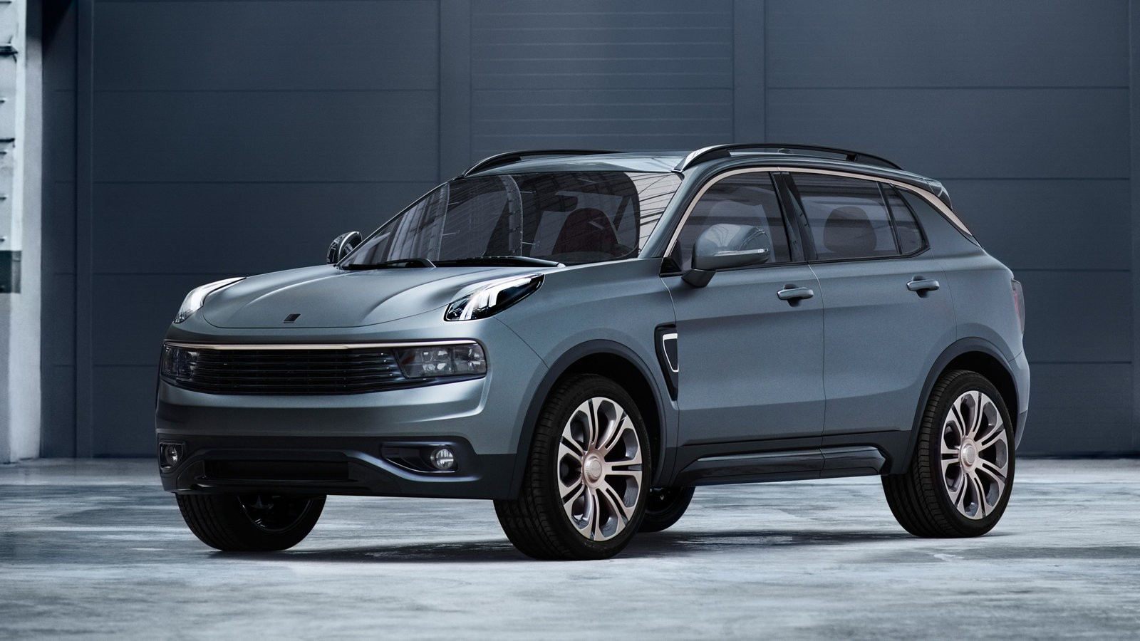 LYNK&CO 01 City (CX11) '2016