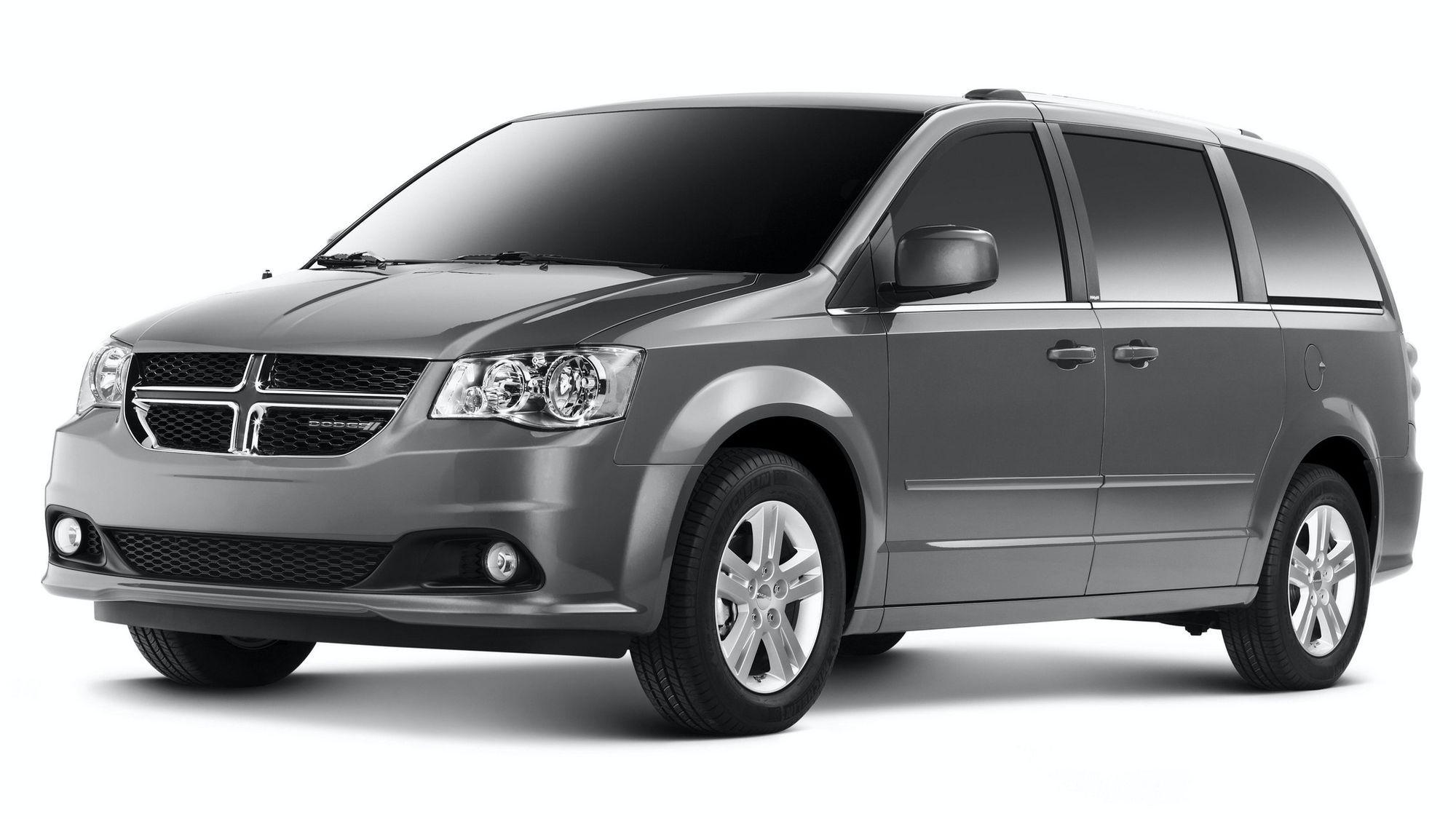 Dodge Grand Caravan: самый популярный в Америке минивэн снимают с производства