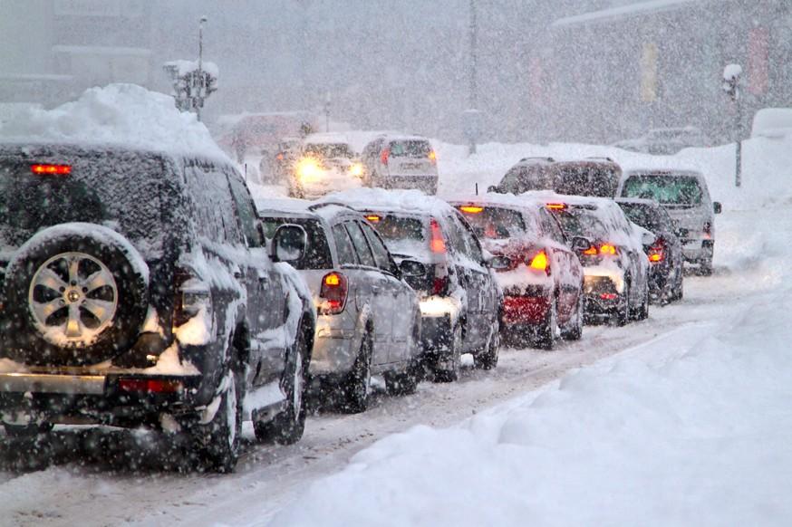 Пояснение от ГИБДД: штрафы в плохую погоду выписываться не должны
