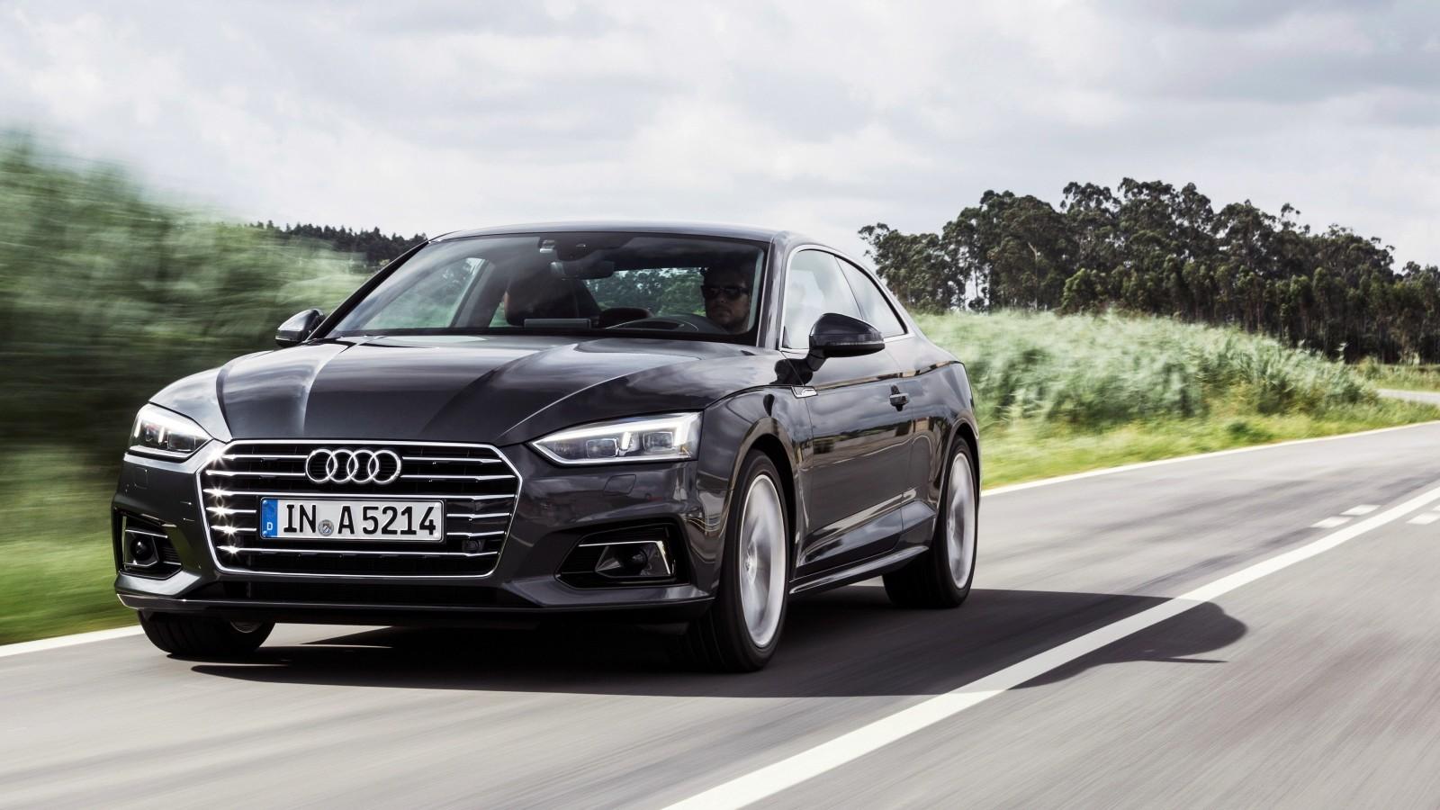 На фото: Audi A5 Coupé