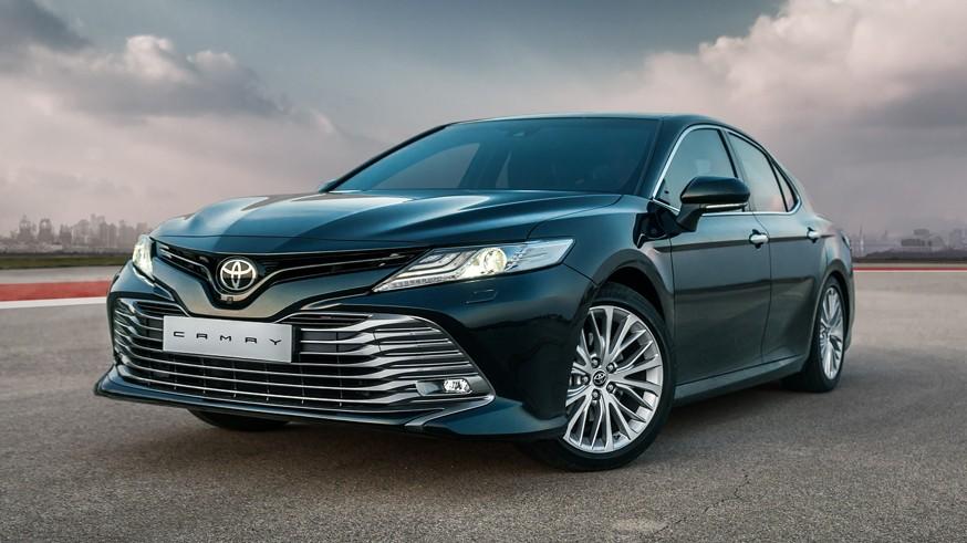 Прирост в сложном году: Toyota RAV4 и Lexus RX увеличили продажи в России