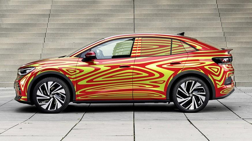 Volkswagen планирует представить ID.5 GTX: кроссовер получит «начинку» от «заряженного» ID.4