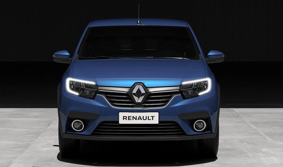 Обновленный Renault Sandero, версия для Бразилии