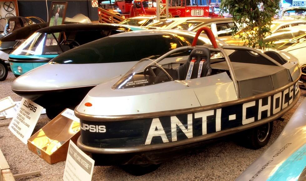 Choc Zero. 1985 год