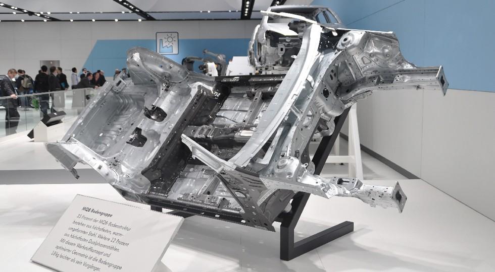 Платформа MQB – актуальное оружие Volkswagen AG