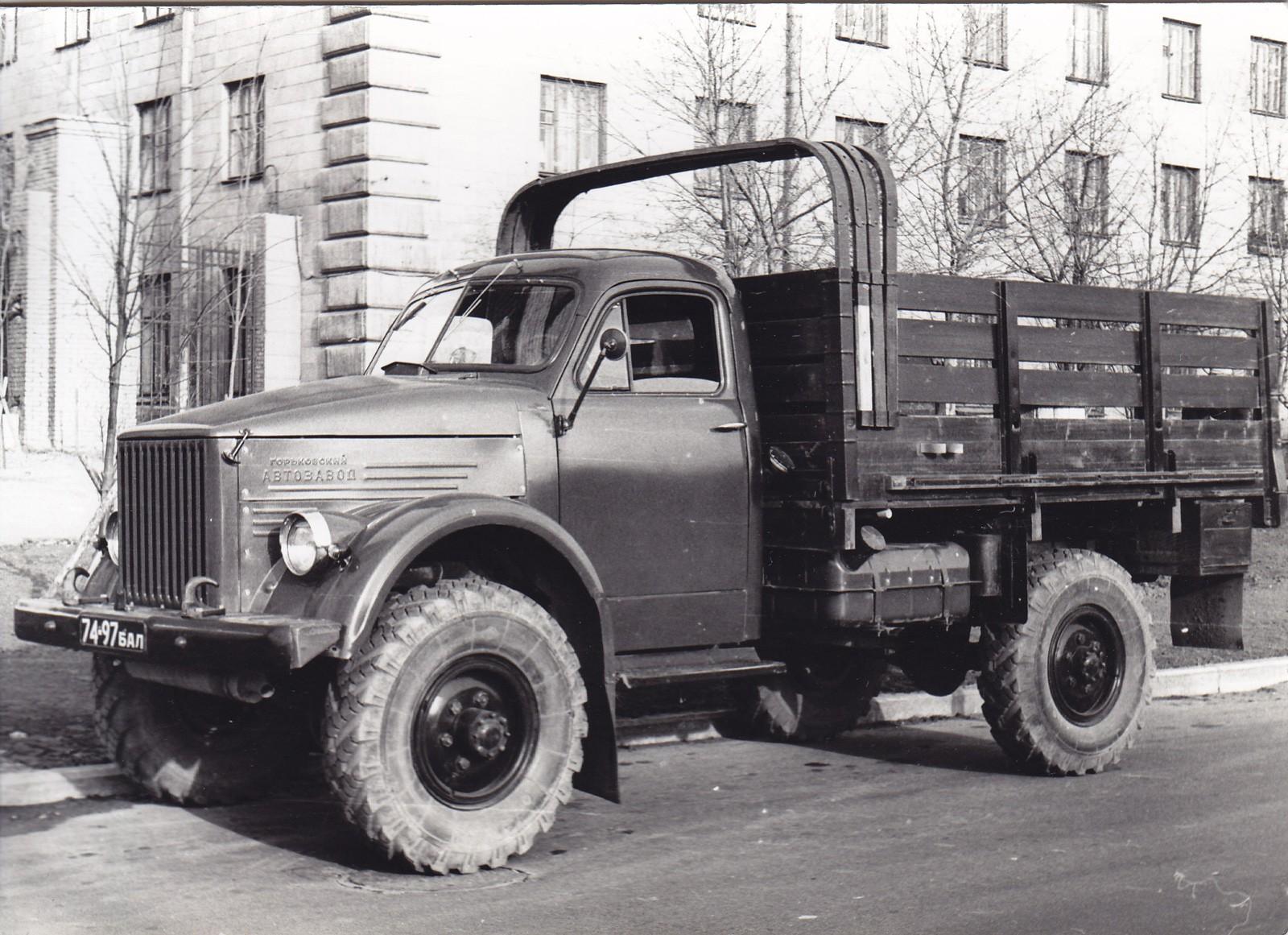 Половина полуторки. Как в СССР во время войны появился свой Dodge 3/4, но только на бумаге