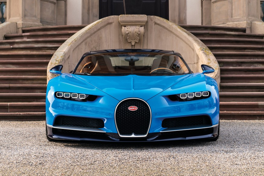 Bugatti сменит владельца: концерн Volkswagen может продать марку компании Rimac