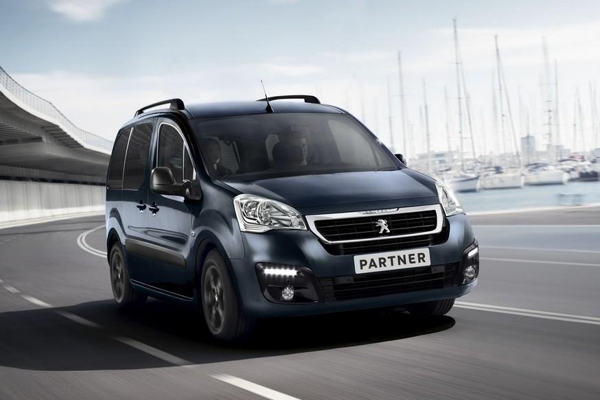 Пассажирский Peugeot Partner возвращается в Россию: бензин или дизель, есть автомат от Aisin