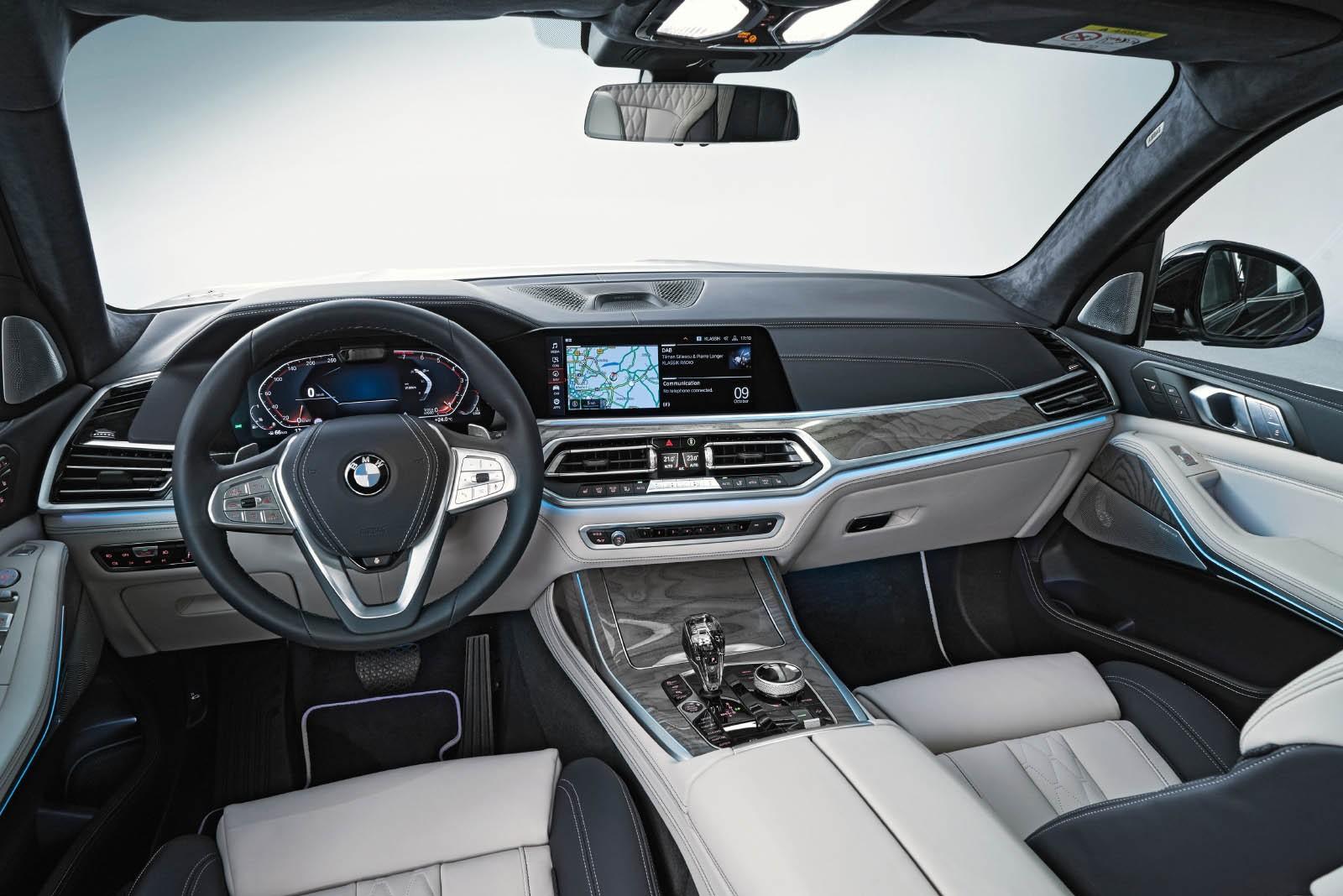 BMW X7 xDrive40i Worldwide (G07) '2019