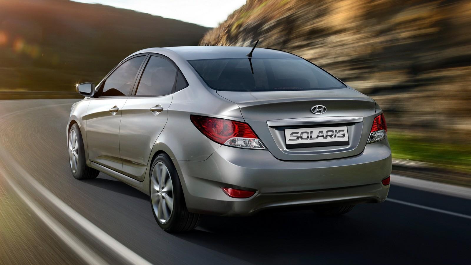 Hyundai Solaris (RB) '12.2010–14ы