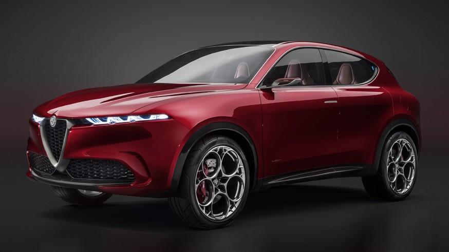 У Alfa Romeo может появиться модель, которая составит конкуренцию BMW 5 series