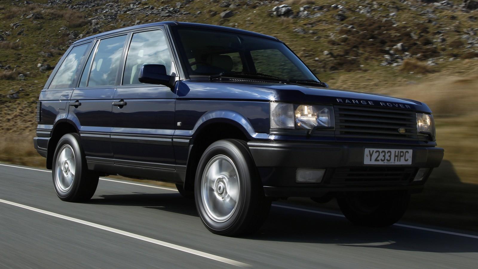 На фото: Range Rover '1994–2002
