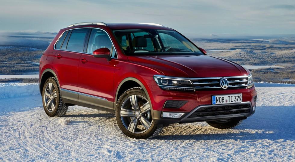 Der neue Volkswagen Tiguan