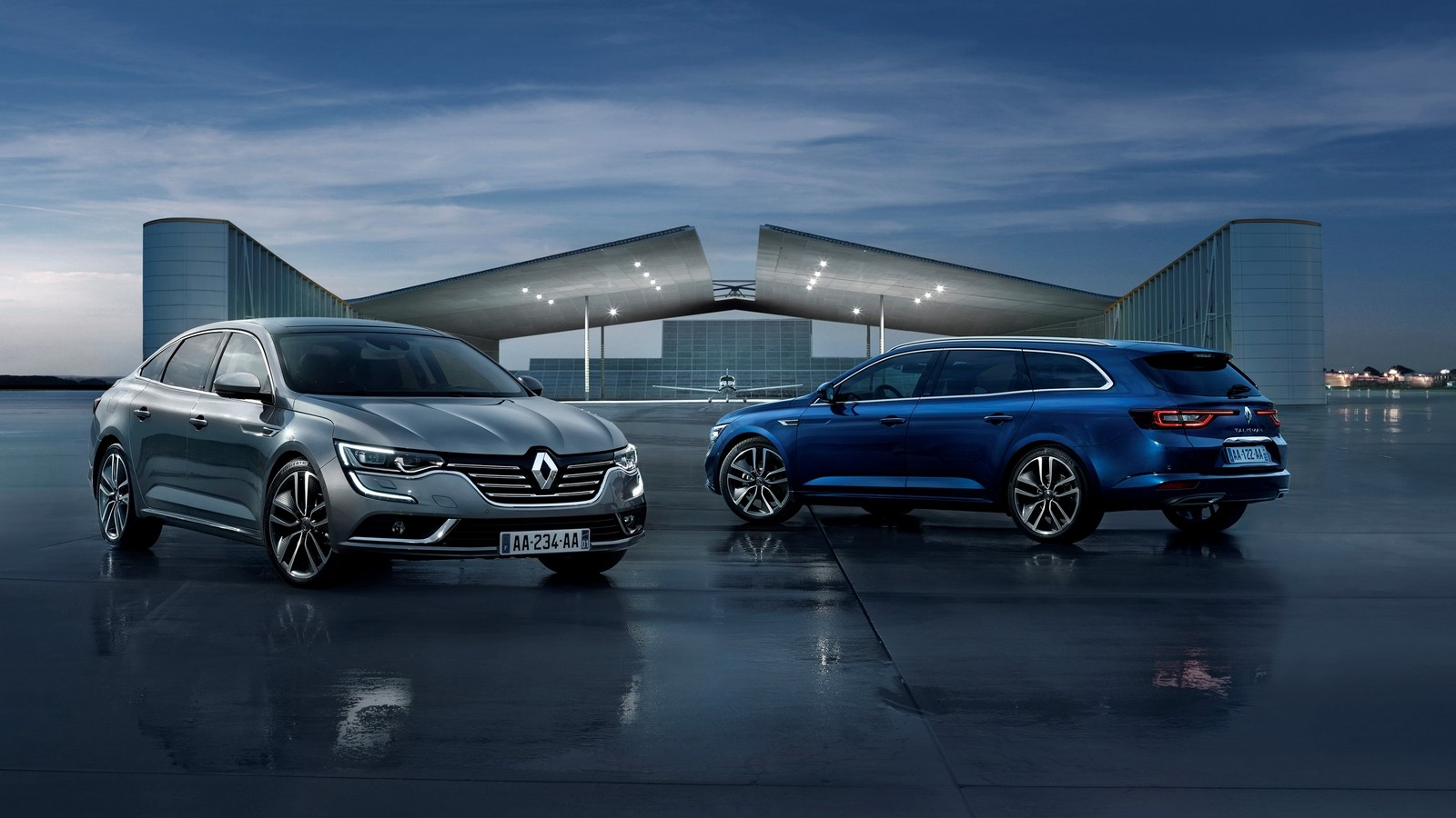 На фото: Renault Talisman