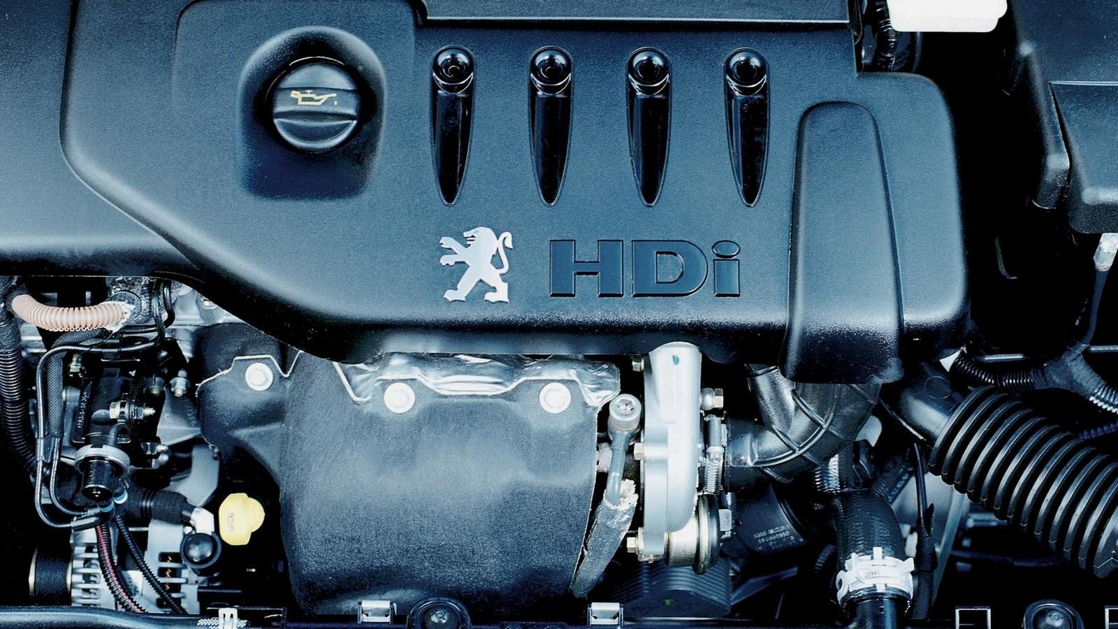 На фото: Peugeot 307 1.4 HDi 5-door '2001–05