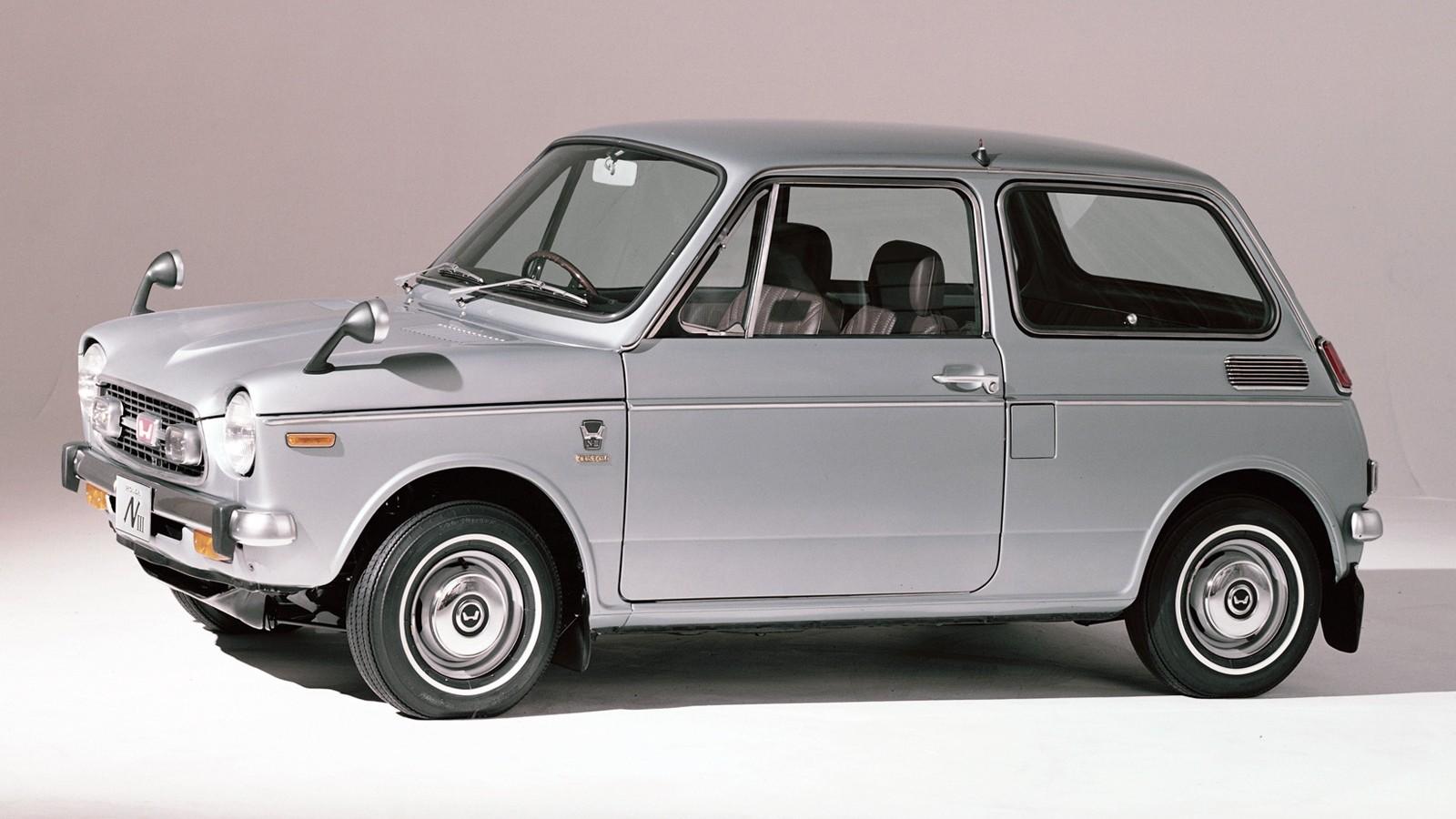 На фото: Honda N360 '1970–72