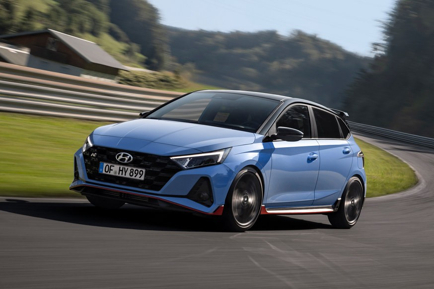 Хот-хэтч Hyundai i20 N: мощнее VW Polo GTI и Ford Fiesta ST, но не быстрее