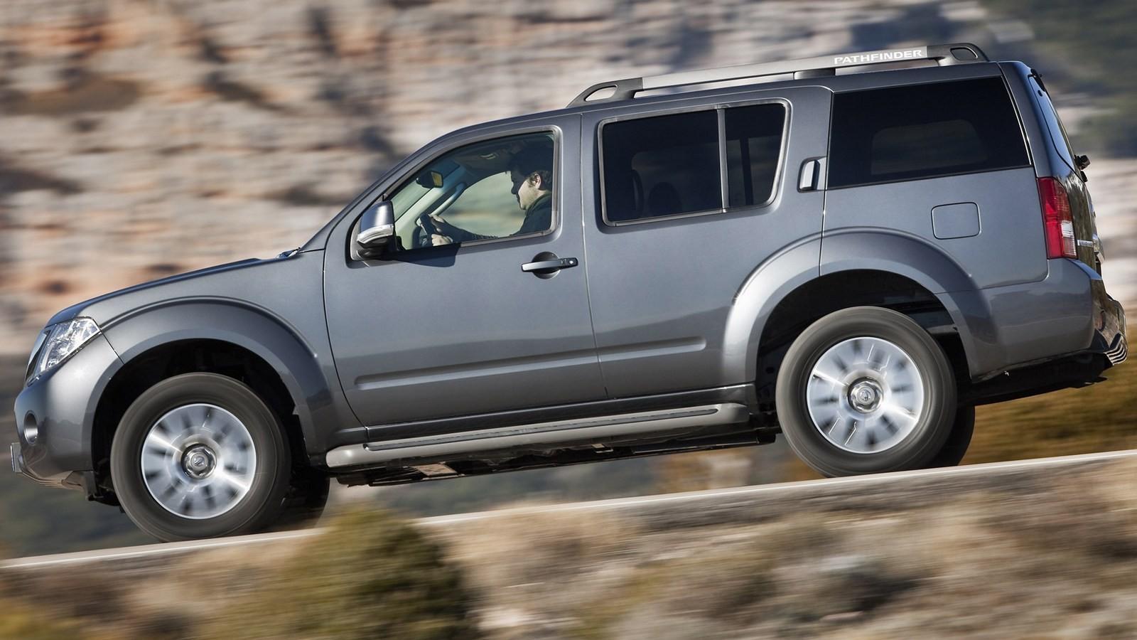 Nissan Pathfinder '2010–14